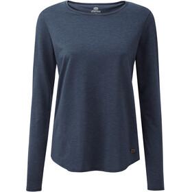 Sherpa Durga Langærmet T-shirt Damer blå